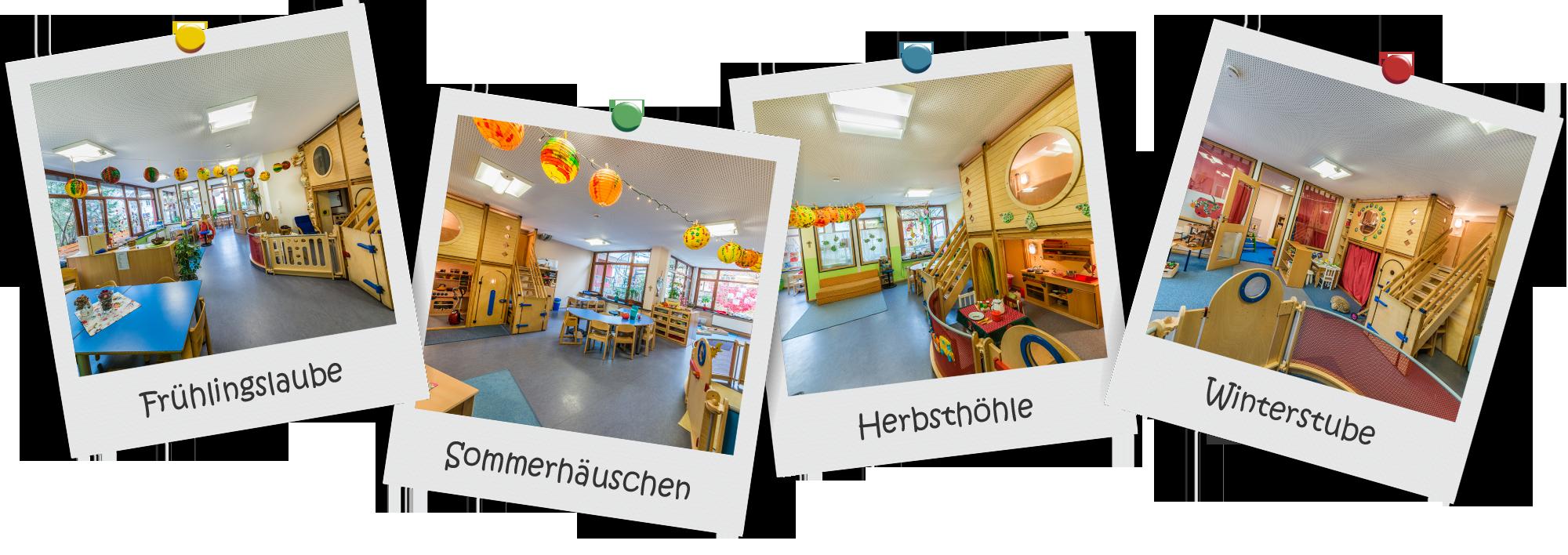 Polaroid - Kinderhaus St. Gebhard